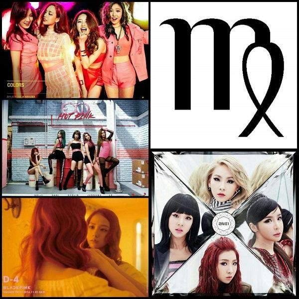 12 chòm sao đại diện cho hình tượng âm nhạc nào của các girlgroup Kpop? - 5