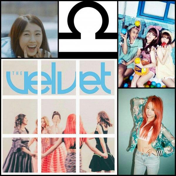 12 chòm sao đại diện cho hình tượng âm nhạc nào của các girlgroup Kpop? - 6