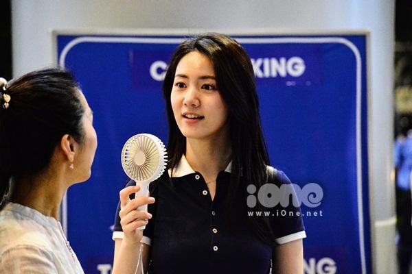 Độc quyền: 3 nữ diễn viên Grand Prince đến Đà Nẵng giữa đêm - 4