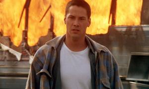 Cảnh làm Keanu Reeves suýt chết trong siêu phẩm hành động thập niên 90