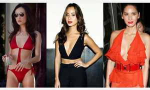 3 cô đào gốc Á hiếm hoi được ghi nhận ở Hollywood