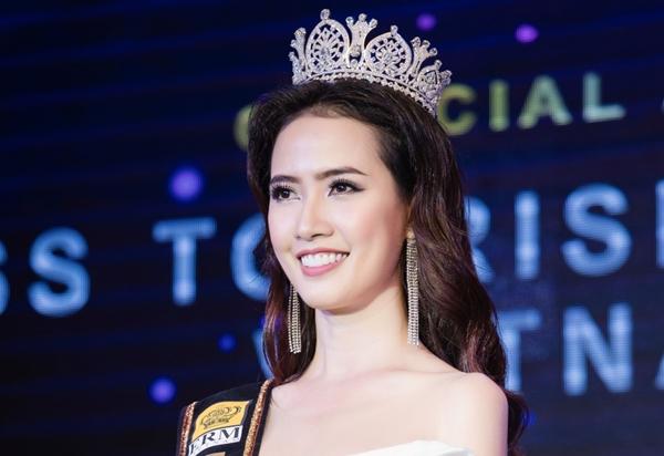 Phan Thi Mơ dự thi Hoa hậu Đại sứ Du lịch Thế giới 2018 - 4