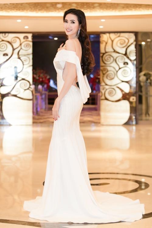 Phan Thi Mơ dự thi Hoa hậu Đại sứ Du lịch Thế giới 2018