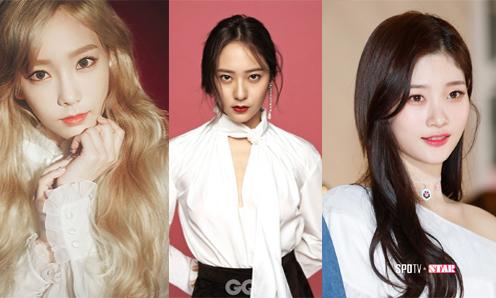 5 nữ idol đẹp hơn trông thấy nhờ 'biến' mắt 1 mí thành 2