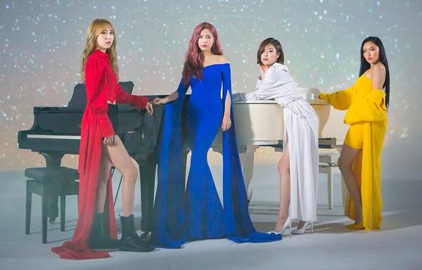 Nhóm nhạc nữ Kpop nào là hiện thân của 12 cung hoàng đạo? - 9