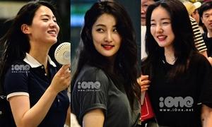 3 nữ diễn viên Hàn đến Đà Nẵng nghỉ dưỡng