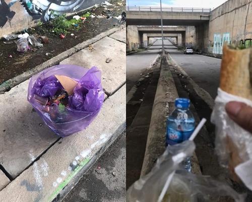 Cả nhóm cho biết đã dọn sạch rác ngay sau khi tổ chức tiệc và kiểm tra kĩ càng thêm một lần nữa vào sáng hôm sau.