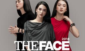 4 cô gái hứa hẹn gây sốt The Face 2018