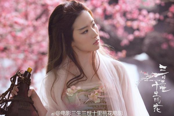 Tạo hình thần tiên của các tiểu hoa hot nhất màn ảnh Hoa ngữ - 6