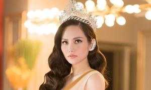 Diệu Linh được đính chính nhận giải thưởng lớn tại Hoa hậu Du lịch Toàn cầu