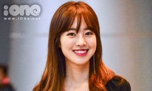 'Nữ hoàng cổ trang' Jin Se Yeon đẹp không tỳ vết ở Đà Nẵng
