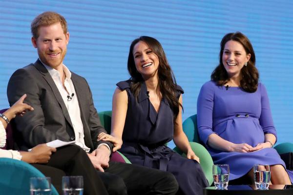 Ngôn ngữ cơ thể nói gì về quan hệ chị em dâu Meghan Markle và Kate Middleton - 5