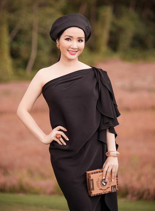 Hoa hậu Giáng My.
