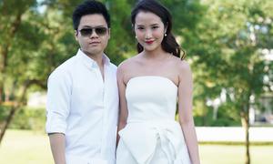 Thiếu gia Phan Thành bảnh bao bên bạn gái 'con nhà giàu'