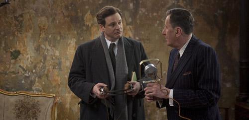 Bộ phim nói về tật nói lắp của Vua George VI.