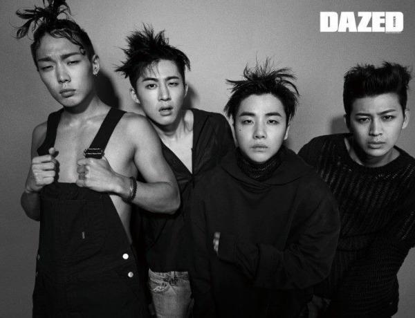 Kiểu tóc có 1-0-2 này của iKON khiến ai nấy đều ngỡ ngàng. Đa phần đều cho rằng stylist của nhóm nhạc nhà YG đã sáng tạo một cách... hơi quá đáng.