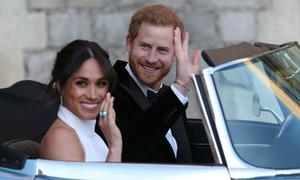 Tổng thống Mỹ, Pháp tặng quà cưới gì cho Harry và Meghan?