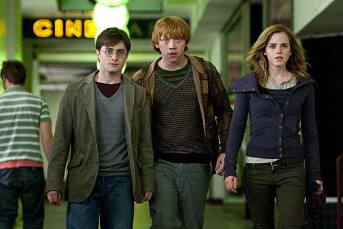 Cảnh phim bị cắt đầy xúc động trong Harry Potter và bảo bối tử thần - 1