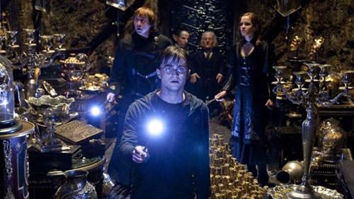 Cảnh phim bị cắt đầy xúc động trong Harry Potter và bảo bối tử thần - 2
