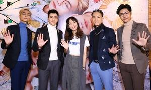 Luk Vân: '3 thành viên The Air rời nhóm không vì mâu thuẫn hay tiền bạc'