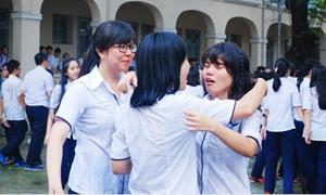 Teen Lê Hồng Phong tự hào 'Tôi đã khóc vào ngày ra trường'