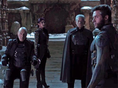 Phim có sự tham gia của dàn diễn viên 2 phiên bản X-Men.