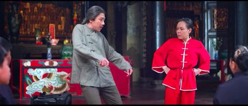 Phim có những yếu tố gây cười như Trấn Thành, Việt Hương, Huỳnh Lập.