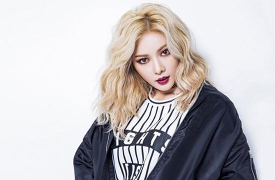 Bạn biết gì về nữ idol gợi cảm Hyun Ah? - 2