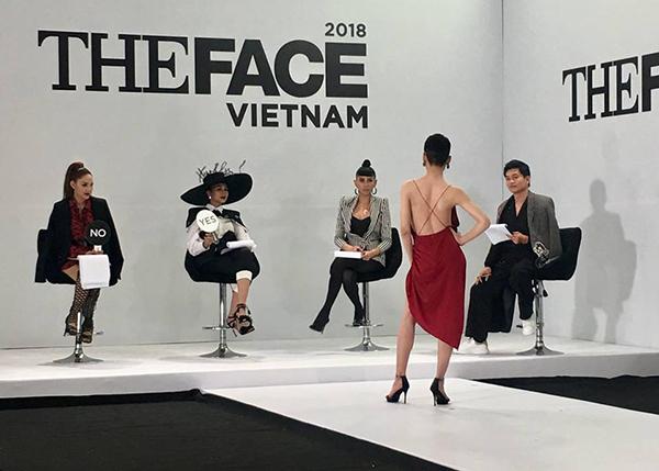 The Face 2018 bị biến thành bản sao Vietnams Next Top Model