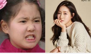 Sao nhí 'xấc láo' của màn ảnh Hàn: Sau 9 năm đã thành thiếu nữ