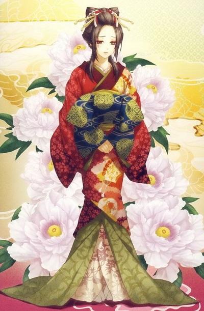 12 chòm sao khi mặc trang phục kimono truyền thống của Nhật Bản - 7