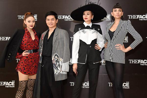The Face 2018 bị biến thành bản sao Vietnams Next Top Model - 2