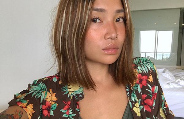 Kiểu tóc sang chảnh nhất hè được lòng hot girl từ Tây sang ta - 8