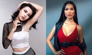 'Tình cũ Kim Lý' đáp trả gắt khi bị chê trang phục casting The Face