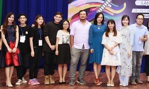 3 đạo diễn đình đám màn ảnh Việt chấm thi phim ngắn sinh viên
