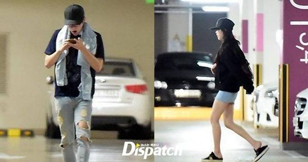3 thần tượng Kpop nhiều lần khiến fan đau tim vì tin đồn hẹn hò - 11