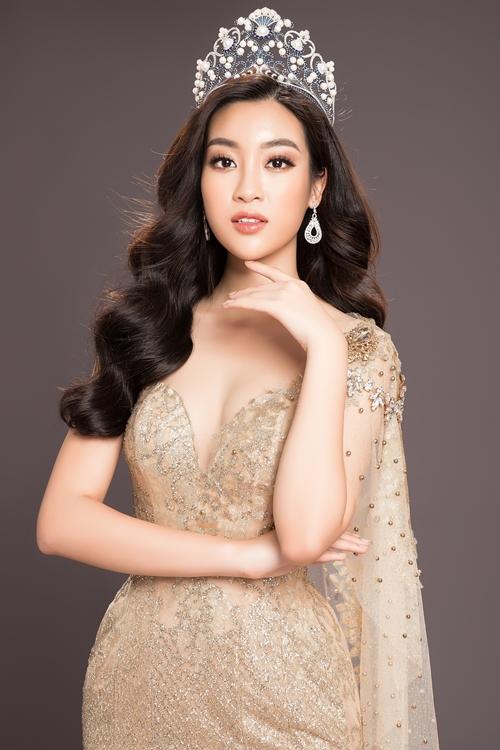 Đỗ Mỹ Linh làm giám khảo Hoa hậu Việt nam 2018.