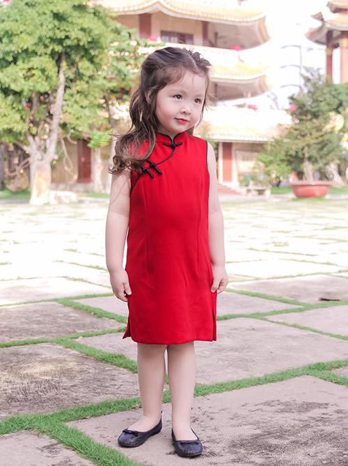 Công chúa nhà Elly Trần ngày càng sành điệu ra dáng hot girl - 7