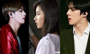 6 idol sở hữu mũi cao, đẹp tự nhiên không cần dao kéo