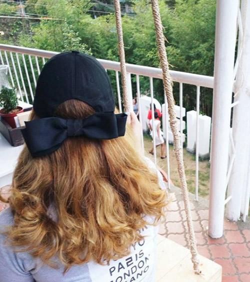 Kiểu mũ vừa cá tính vừa xinh yêu đang khiến cả Instagram phát cuồng - 8