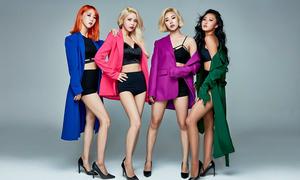 Những cái tên vừa hài vừa khó đỡ của girlgroup Kpop trước debut
