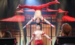 3 phần thi nghẹt thở của Quốc Cơ - Quốc Nghiệp tại 'Britain's Got Talent 2018'