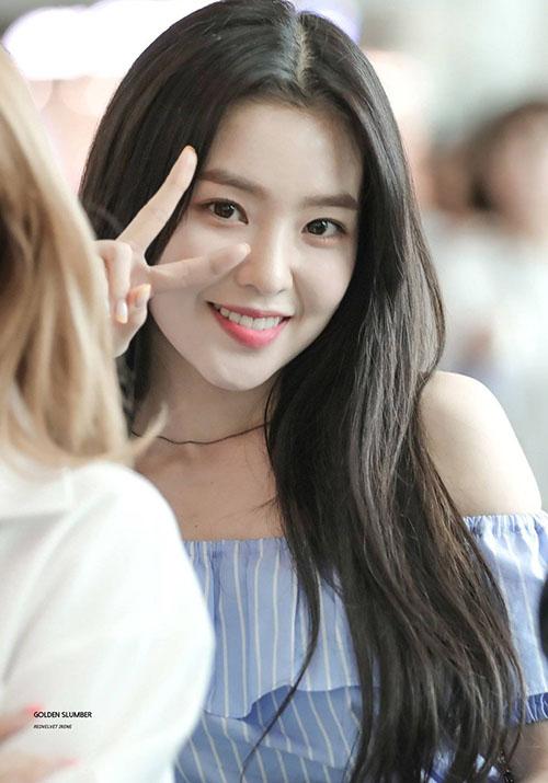 Sau scandal về nữ quyền, Irene ngày càng được phái nữ yêu thích. Cô nàng chỉ chịu đứng sau Seul Gi trong bảng xếp hạng độ yêu thích của cộng đồng LGBT.