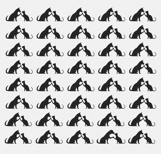 Mắt 10/10 mới nhìn ra hình khác biệt chỉ trong 30 giây - 7
