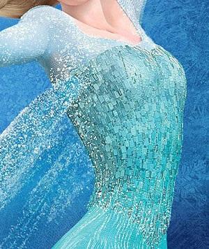 Đố bạn nhận ra 10 công chúa Disney qua bộ váy