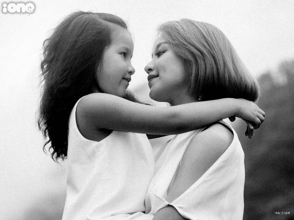 Mi Vân: Mọi người hay đùa Bào Ngư làm mẹ còn tôi làm con