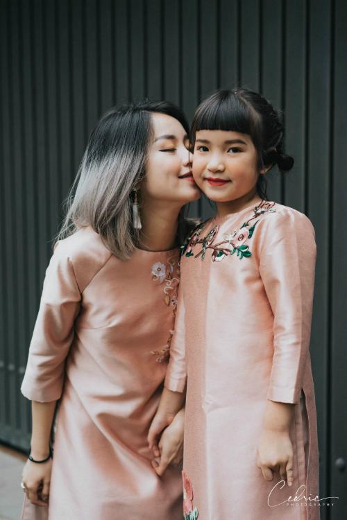 Mi Vân: Mọi người hay đùa Bào Ngư làm mẹ còn tôi làm con - 1