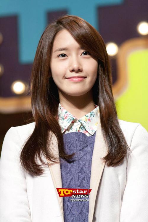 Yoon Ah ngọt ngào trên sân khấu.