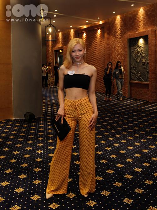 Phong cách gợi cảm được nhiều thí sinh lựa chọn để khoe vóc dáng tối đa, tạo ấn tượng trước ban giám khảo.