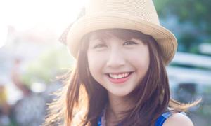 Hot girl Việt 'lột xác' thế nào so với thời áo trắng?